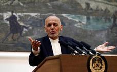 El presidente de Afganistán da por finalizada la tregua con los talibán