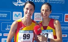 Elena Loyo logra el bronce en la media maratón de los Juegos del Mediterráneo