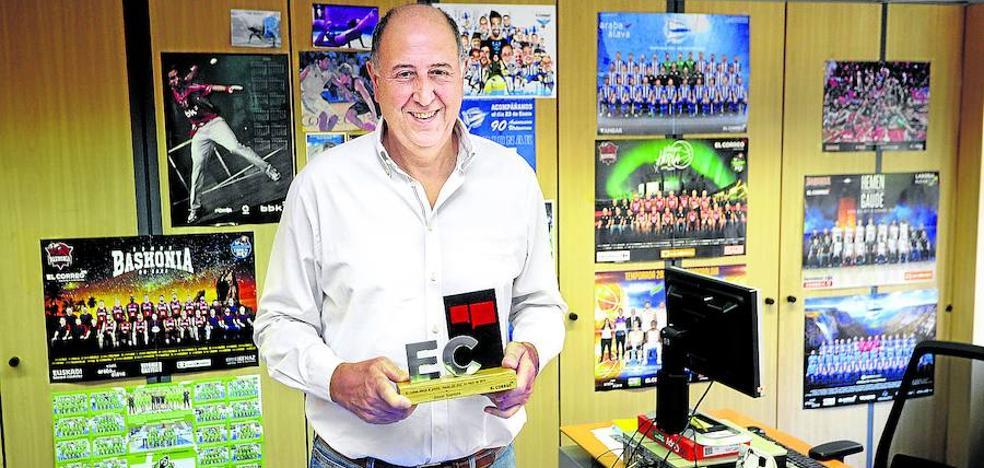 Querejeta: «¿Mi próximo sueño? Ganar la Euroliga que es el único título que nos falta»