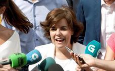 Santamaría: «Cualquier día vemos a Monedero presentando 'Informe semanal'»