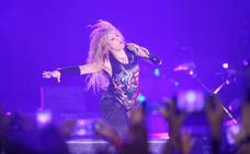 Shakira, renacida y reciclada