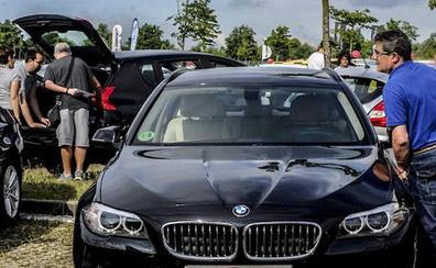 La Feria del Vehículo de Ocasión cierra con un éxito de ventas