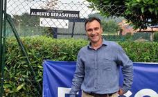 Inauguran la pista 'Alberto Berasategui' en el Open Kiroleta de Bakio