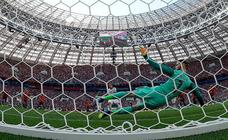 España muere en la ruleta rusa