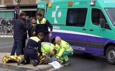 Profesionales de Emergencias piden a Osakidetza una UVI móvil más para Álava