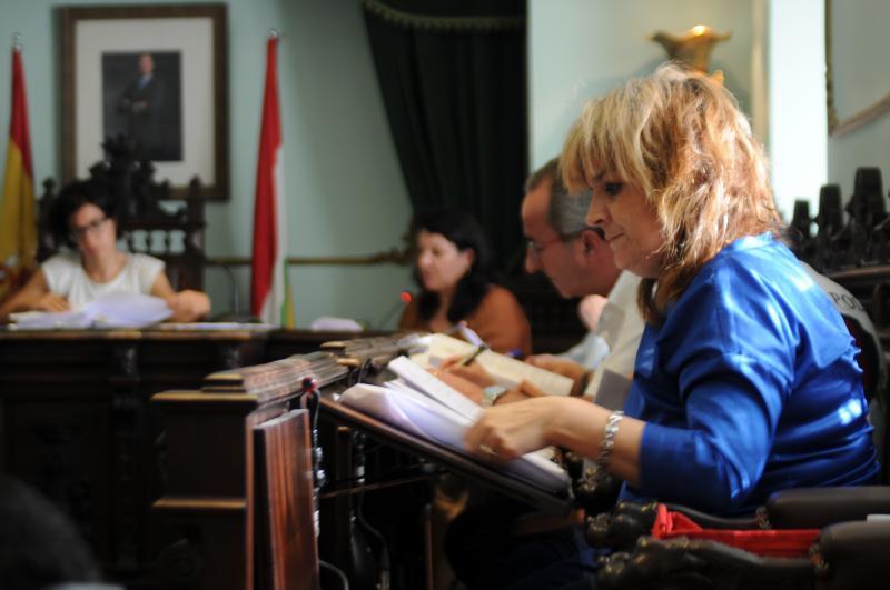 Batería de iniciativas de Mateos para «garantizar la transparencia» en Haro