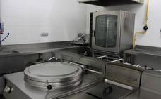 El comedor del colegio de Orduña servirá productos locales a partir de septiembre