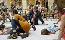 Kalealdia 2018: Las artes de calle cambian la cara de Bilbao hasta el sábado