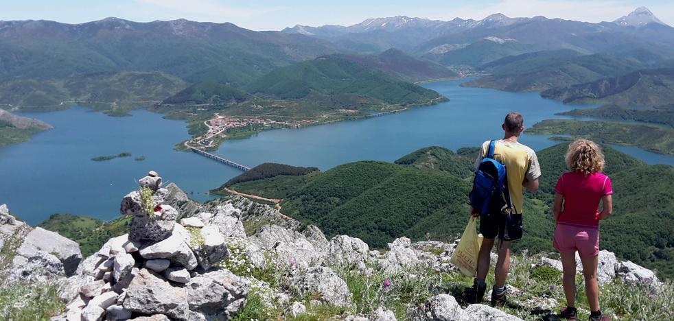 Rutas de montaña: Pico Gilbo (1.677 m.)