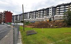 Un parking de 60 plazas aliviará el estacionamiento en la parte alta de Etxebarri