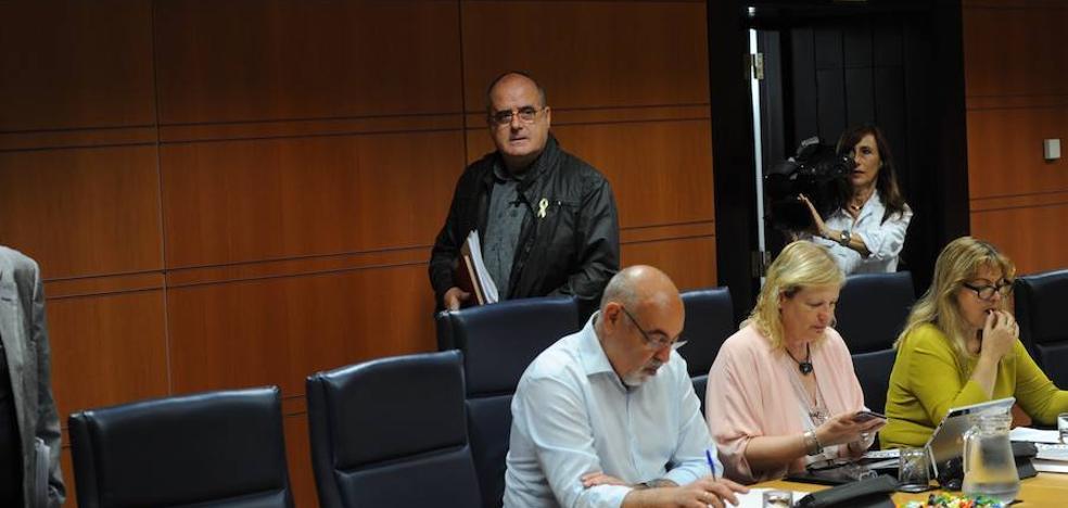 El PNV quiere una representación propia y «permanente» para Euskadi en la UE