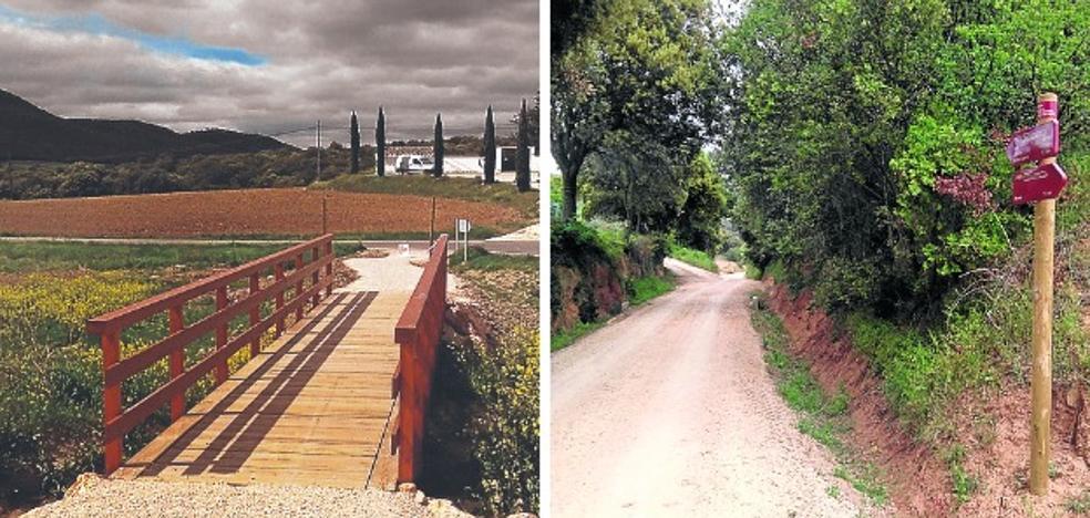 85 kilómetros de vía verde sin cortes entre Euskadi y Navarra