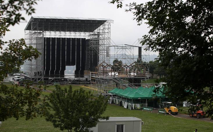 El Bilbao BBK Live coge forma