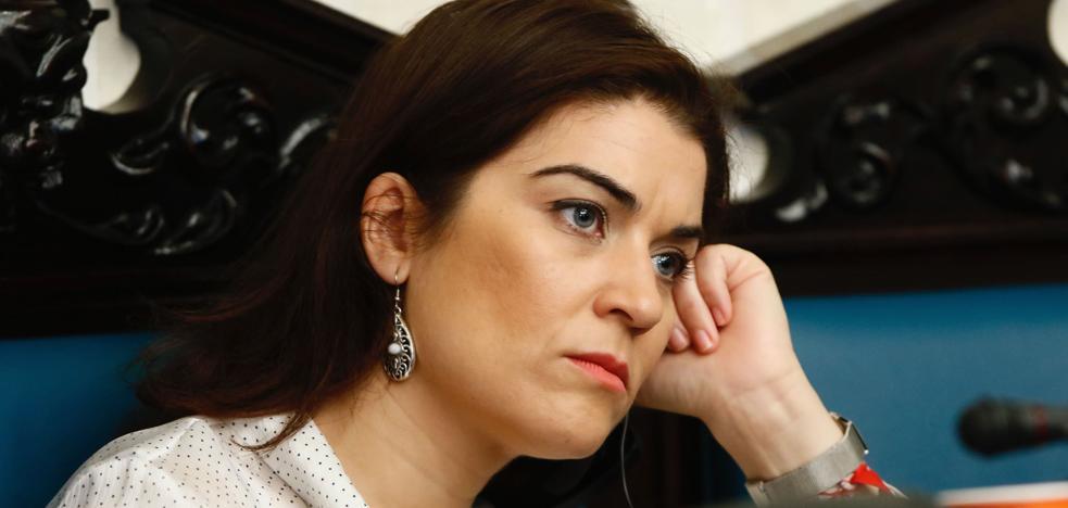Leticia Comerón apuesta por Pablo Casado para presidir el PP