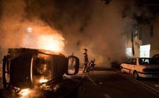 Violentos disturbios en Nantes al morir un joven a manos policiales