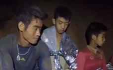 El cielo decidirá el destino de los niños atrapados en la cueva tailandesa