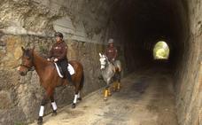 La Vía Verde del Vasco Navarro ya llega desde Arlabán a Estella