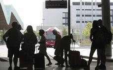 Detenido por guardar 85 bolsitas de marihuana en una consigna de la estación de autobuses de Vitoria