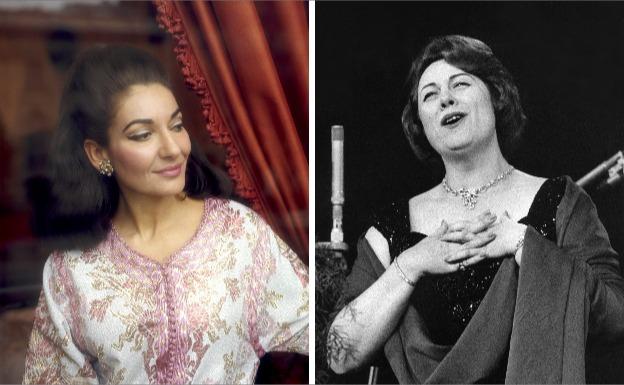 Maria Callas-Renata Tebaldi, la fructífera rivalidad