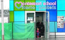 El Ayuntamiento de Vitoria inicia un expediente de cierre del colegio Montessori School