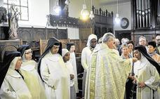 El convento de las Dominicas de Lekeitio conmemora su 650 aniversario