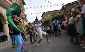 Fiestas de Santurtzi, Amorebieta, Santutxu, Barakaldo, Markina... consulta los programas