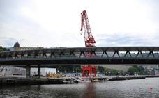 Las Juntas exigen protección para los restos del astillero Euskalduna