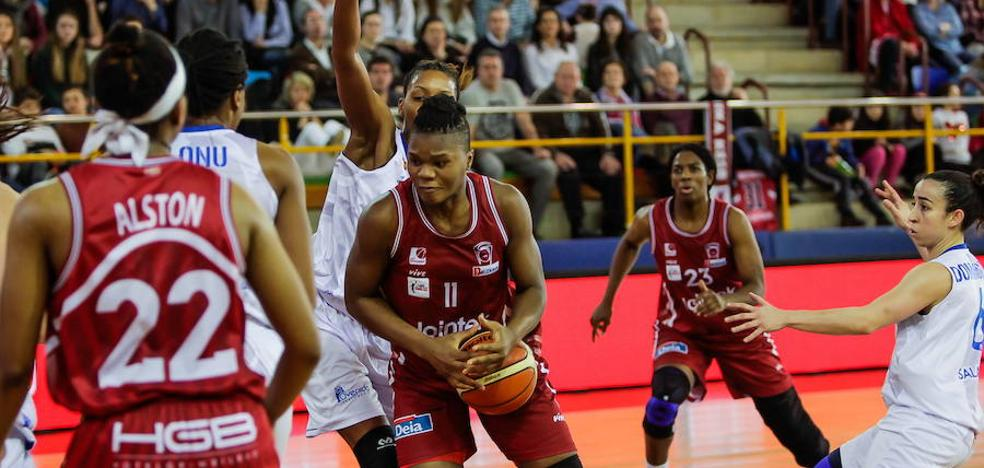 El Lointek Gernika jugará la previa de EuroCup Women contra el potente Namur belga