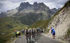 Viento de guerra en el Tour de Francia