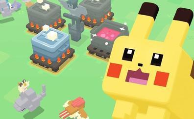 El juego gratuito Pokémon Quest genera 2,5 millones de euros en su primera semana