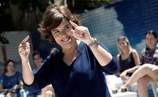 Soraya Sáenz de Santamaría, objetivo: volver a La Moncloa