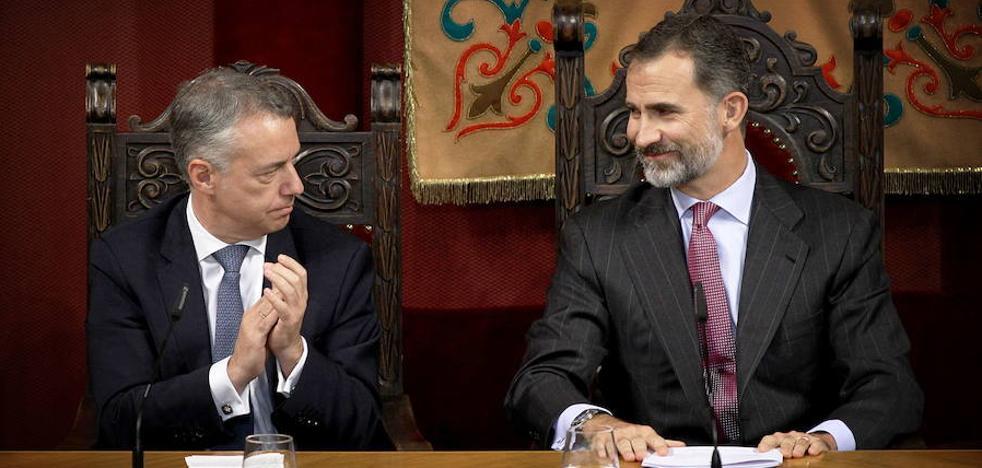 El Rey presidirá el lunes la inauguración de la Asamblea Mundial de Universidades Jesuitas en Deusto