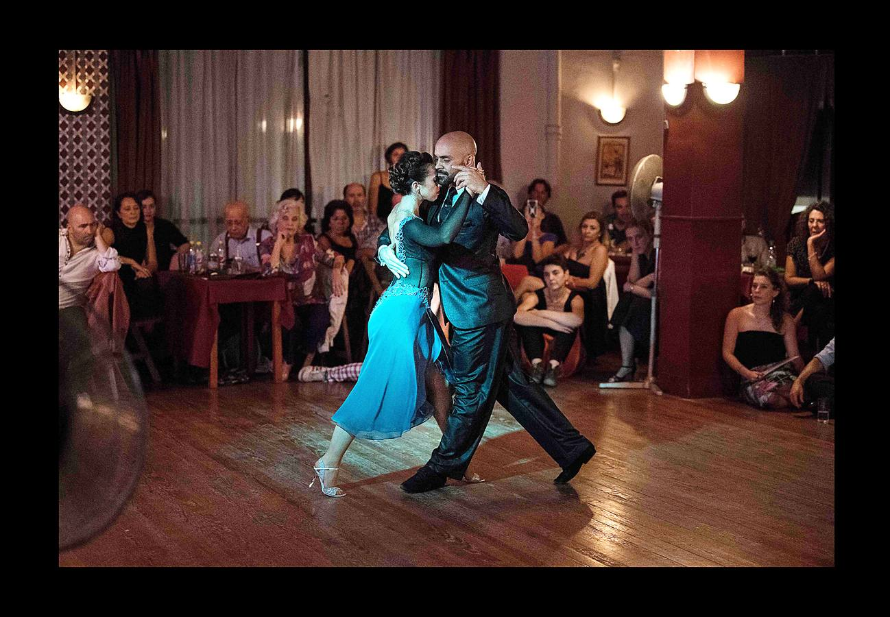 Revivir el tango