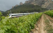 El proyecto AVE generaría daños «irreparables» en la Rioja Alta, según Azcárate