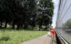 Getxo conectará el futuro parque de Iturribarri con la zona arbolada de Aiboa