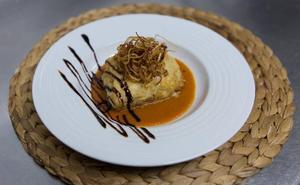 Capricho de Baco (Laguardia): Cocina dentro de la muralla