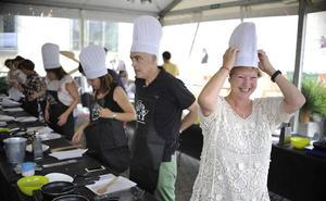 El foco de la gastronomía mundial