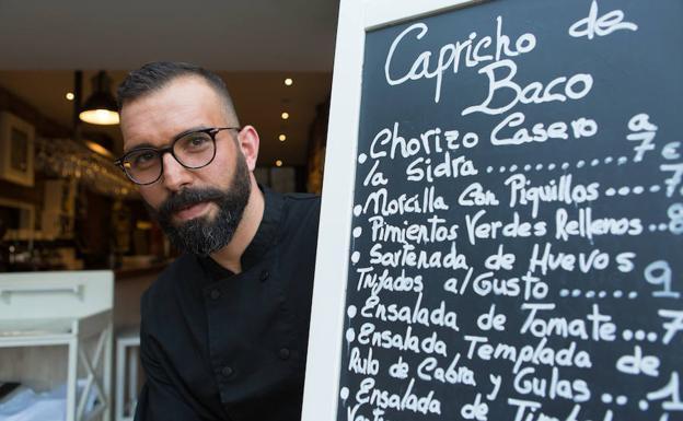 Capricho De Baco Laguardia Cocina Dentro De La Muralla El Correo