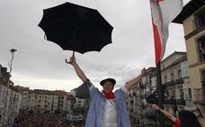 El Ayuntamiento de Vitoria reserva 50 pases dobles para disfrutar del Chupinazo desde la balconada