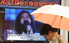 Japón ejecuta a los miembros de la secta que atentaron con gas sarín