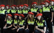 Bilbao recurre por primera vez a policías interinos para reforzar la seguridad en las calles