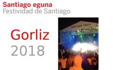 Programa de fiestas de Gorliz 2018: Santiago Jaiak