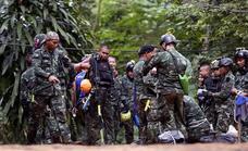 El rescate de los niños tailandeses comenzará en las próximas horas