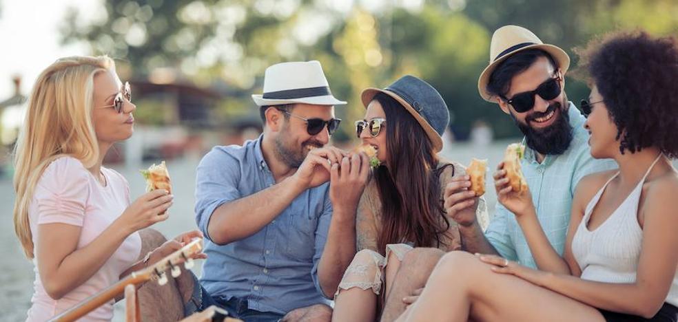 Nutrición: El ritmo de las vacaciones