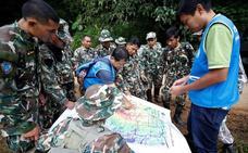 Las opciones para rescatar a los niños de la cueva de Tailandia