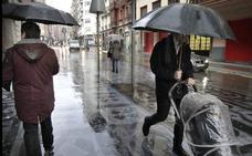 Euskalmet activa la alerta amarilla por precipitaciones intensas en la tarde del sábado