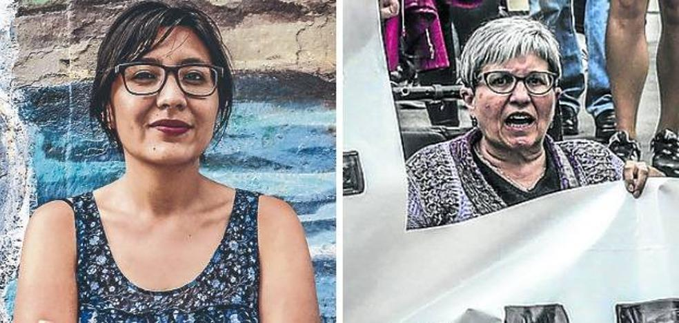 Feministas contra la doble invisibilidad