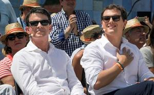 Rivera anima a defender una España «diversa pero unida»