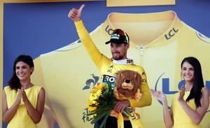 Premio para Sagan y castigo para Luis León