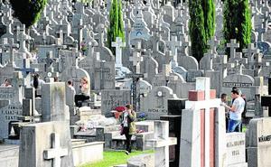 Bilbao rebaja el coste de panteones y sepulturas